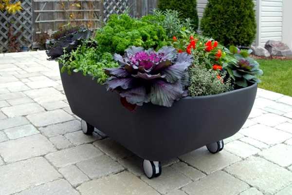 Мобильное садоводство